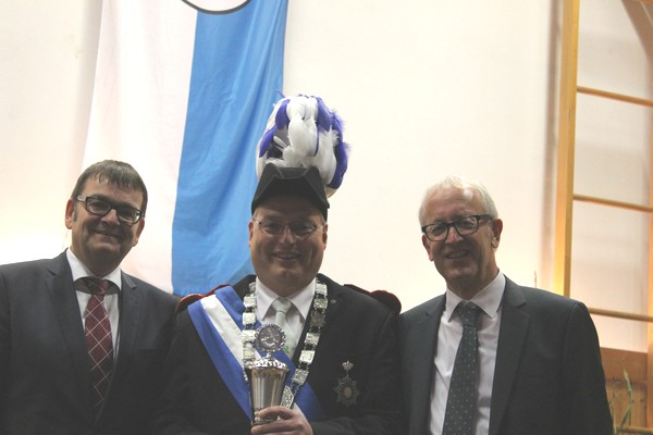 Stadtkönig 2015 Frank Bosin