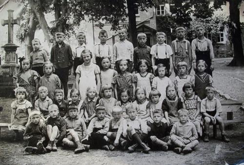 Schüler ca. 1935